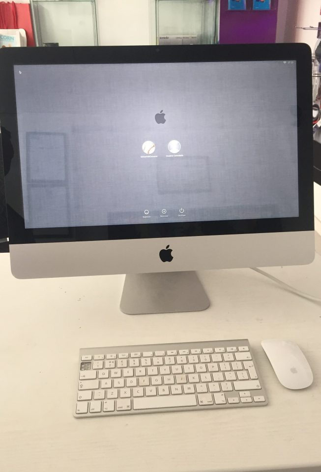 Picture of Apple Imac