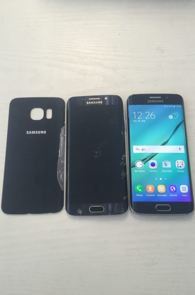 Picture of Samsung Galaxy 6 Edge