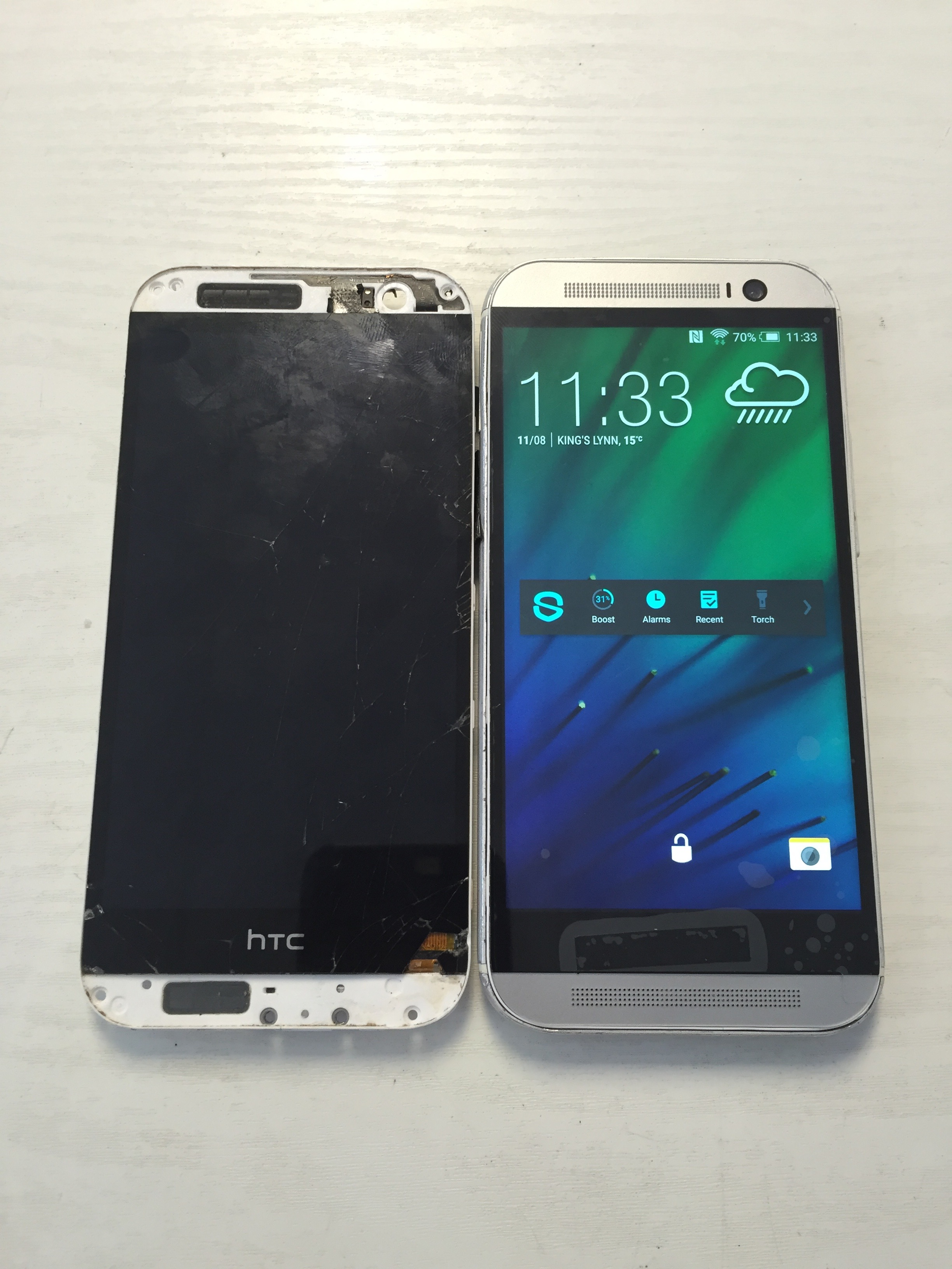 Picture of HTC One M8